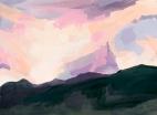 Bristol Sunset, 23x17, 8104721